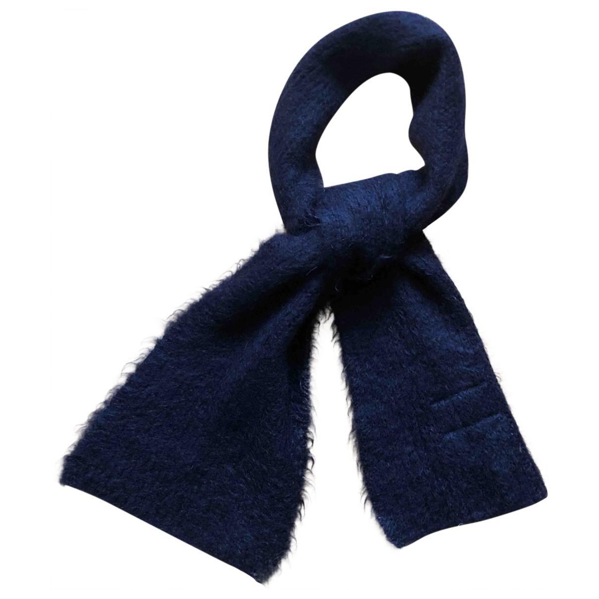 Prada \N Tuecher, Schal in  Marine Wolle