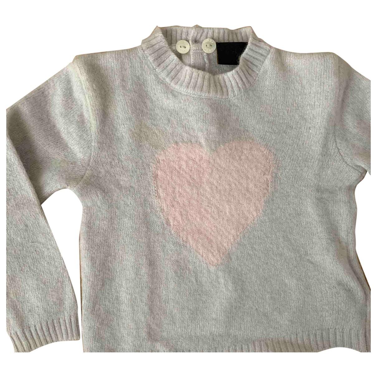Fendi \N Pullover, StrickJacke in  Grau Wolle