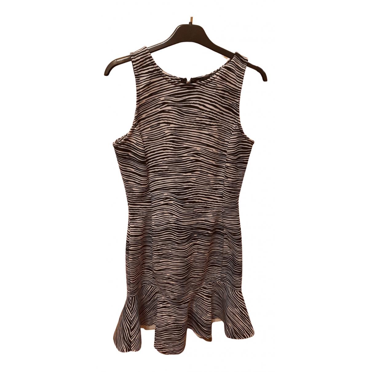 Guess \N Kleid in  Bunt Baumwolle - Elasthan