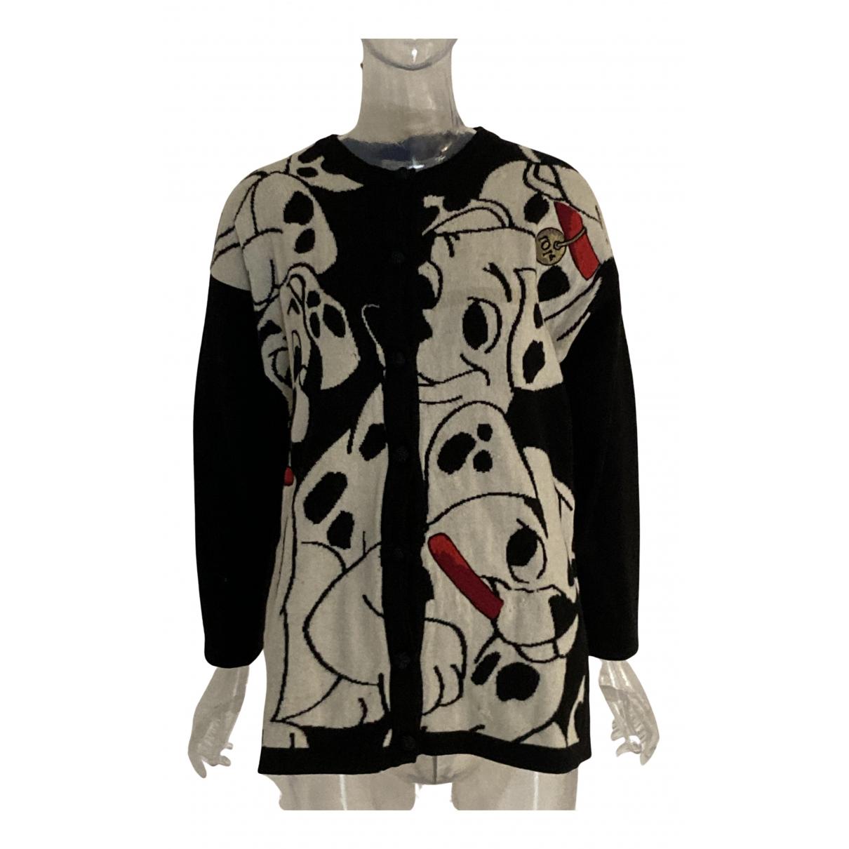 Iceberg N Black Wool Knitwear for Women 42 IT
