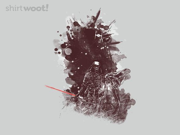 Dark Side Of The Samurai T Shirt