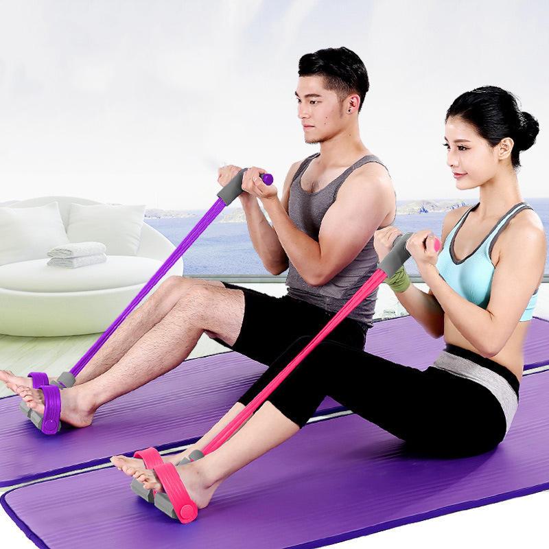 KALOAD Multi-function Leg Stretcher Sit-ups Assistive Legs Waist Abdomen Fitness Sports Exercise Tools