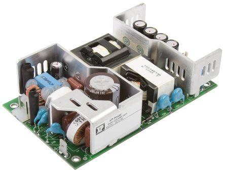 XP Power , 180W AC-DC Converter, 15V dc, Open Frame, Medical Approved