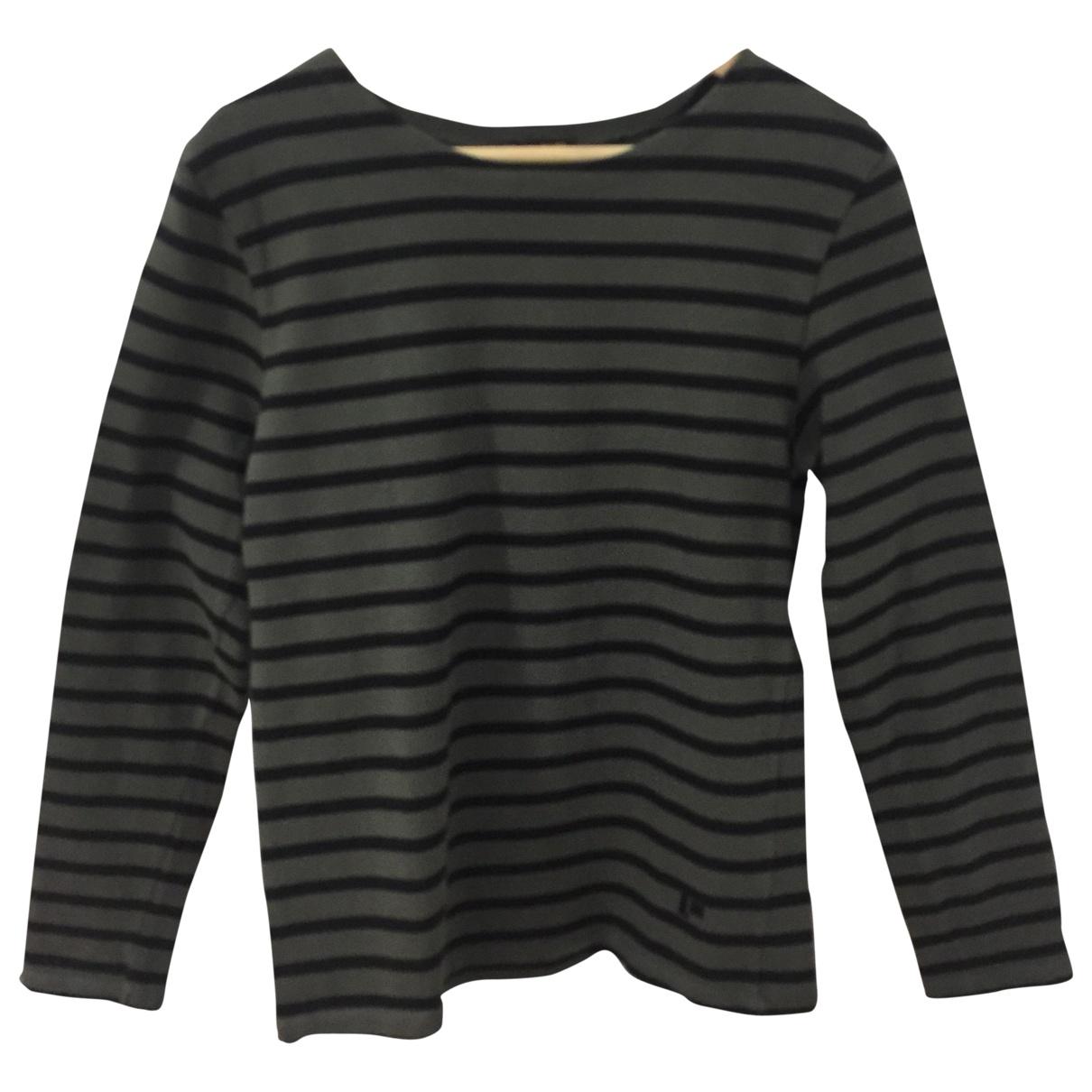 Le Mont Saint Michel \N Green Cotton Knitwear & Sweatshirts for Men M International