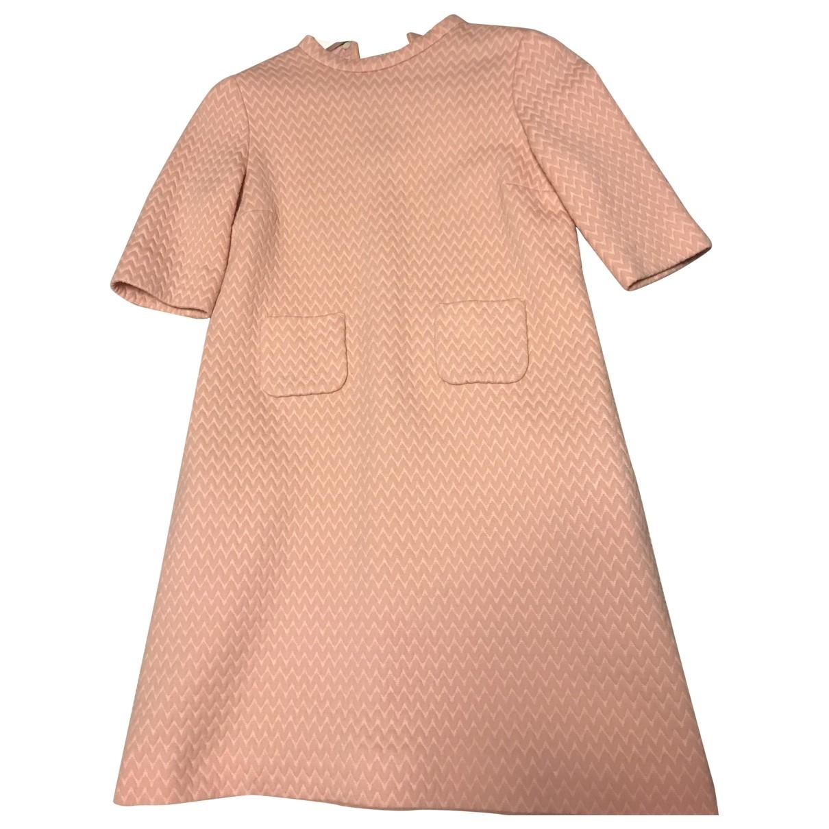 M Missoni \N Pink Cotton dress for Women 40 IT