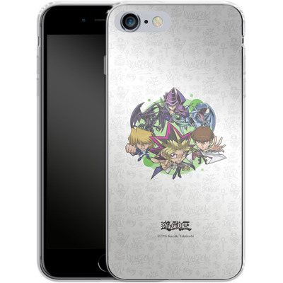 Apple iPhone 6 Plus Silikon Handyhuelle - Yu-Gi-Oh! SD Group 1 von Yu-Gi-Oh!