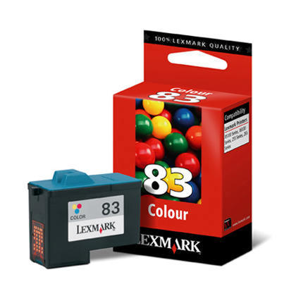 Lexmark 83 18L0042 Original Color Ink Cartridge