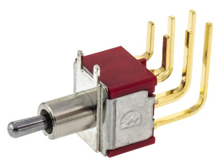 RS PRO DPDT Toggle Switch, On-Off-On, PCB