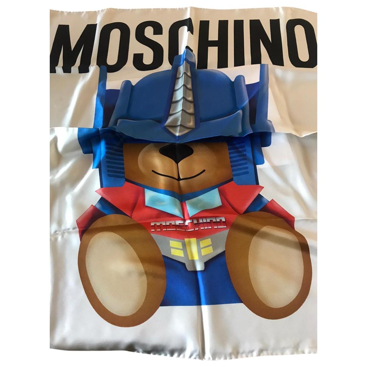 Pañuelo de Seda Moschino
