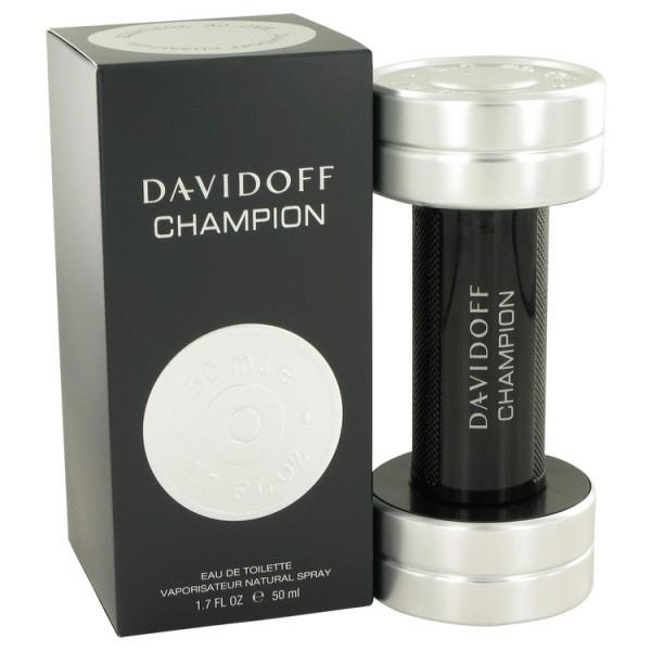 Champion - Davidoff Eau de toilette en espray 50 ML
