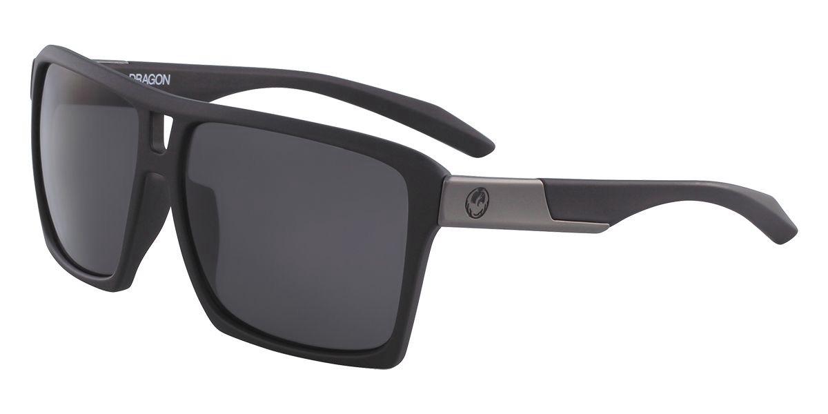 Dragon Alliance DR THE VERSE LL 002 Mens Sunglasses Black Size 60