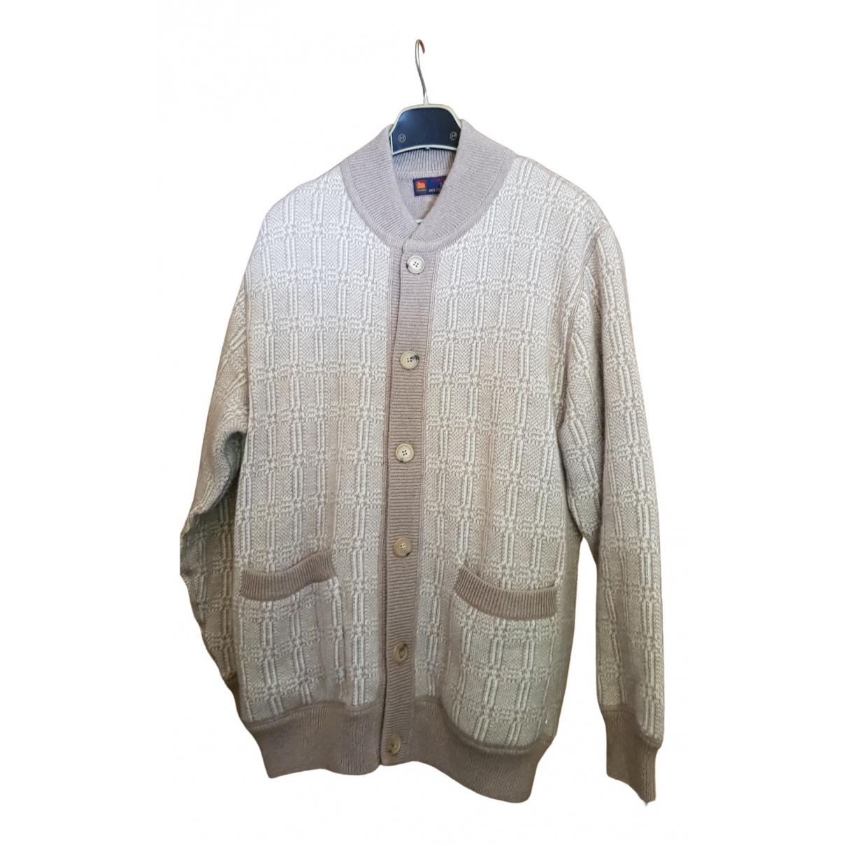 Colombo \N Pullover.Westen.Sweatshirts  in  Braun Kaschmir