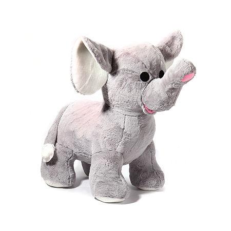 Iplush Fanty The Elephant, One Size , Gray
