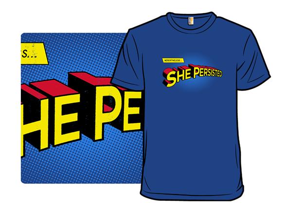 Girls Are Super T Shirt