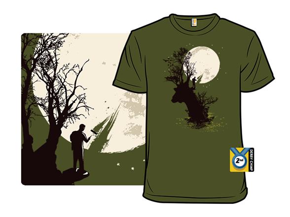 Night Job T Shirt