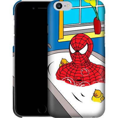 Apple iPhone 6s Plus Smartphone Huelle - Bathing Hero von Mark Ashkenazi