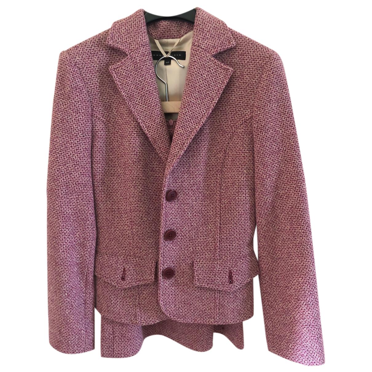 Brooksfield - Veste   pour femme en laine - violet