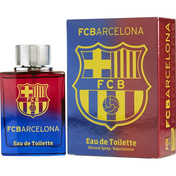 Fc Barcelona - Air Val International Eau de Toilette Spray 100 ml