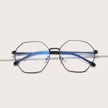 Metal Frame Anti-blue Light Glasses