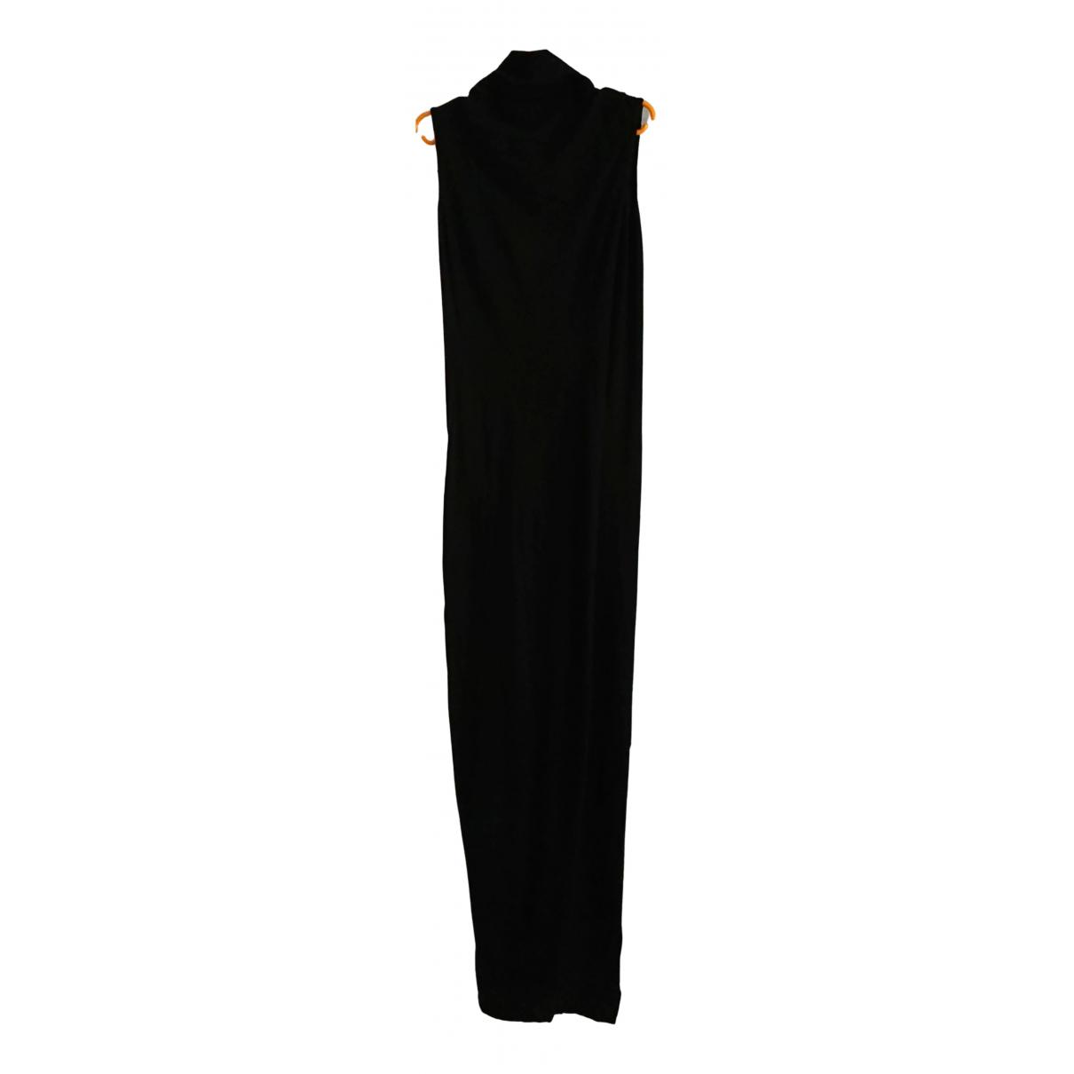 Rick Owens Drkshdw - Robe   pour femme en coton - noir
