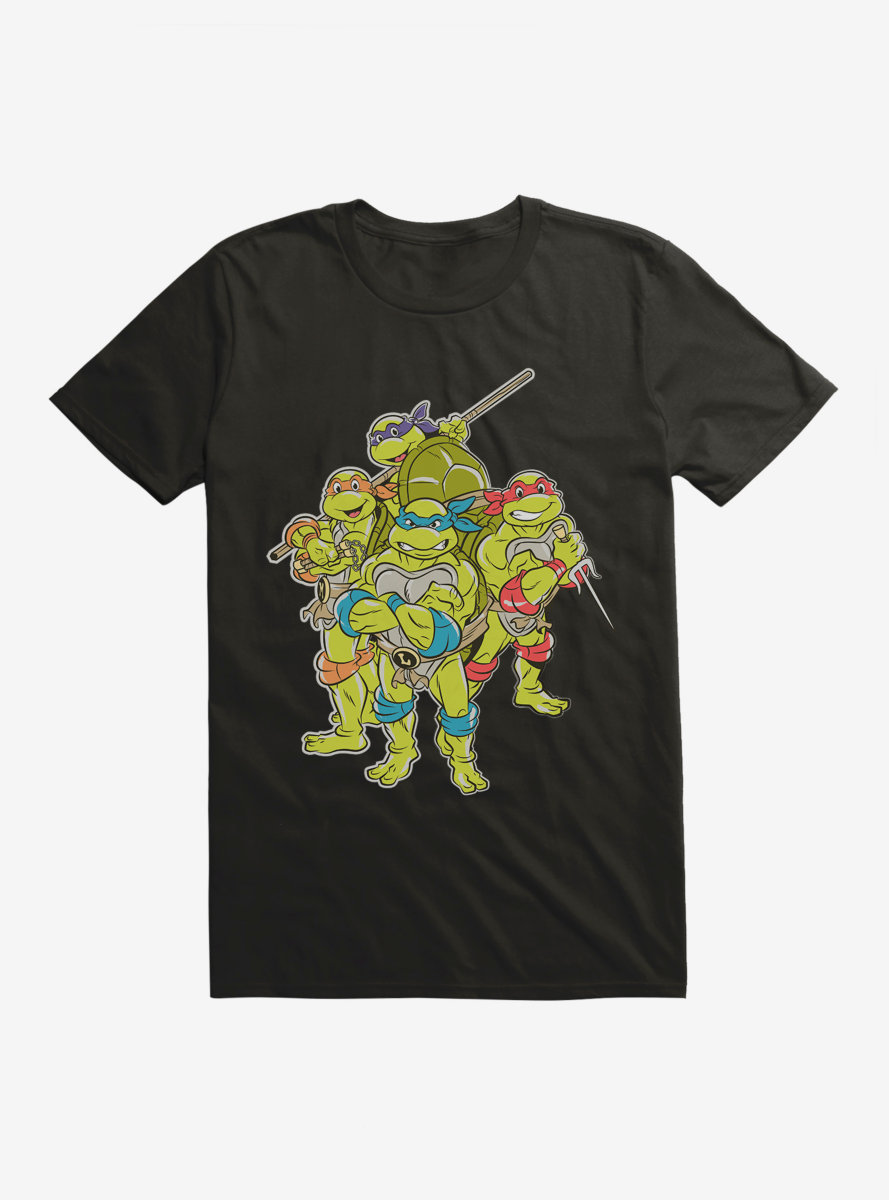 Teenage Mutant Ninja Turtles Ready For Anything T-Shirt