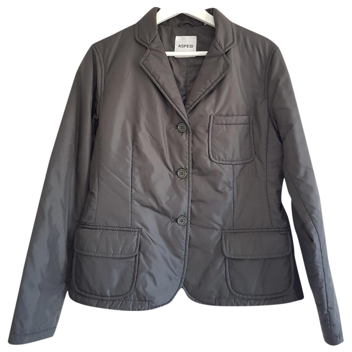 Aspesi \N Grey jacket for Women L International