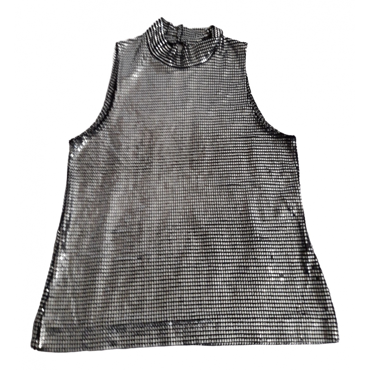 Paco Rabanne \N Silver  top for Women 38 FR