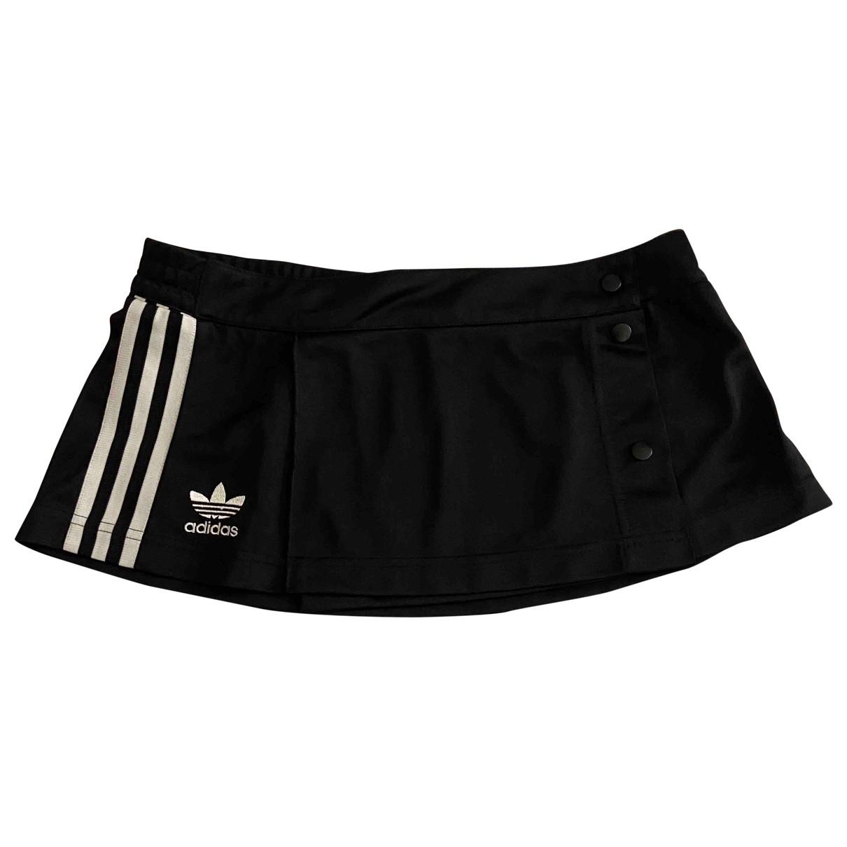 Mini falda Adidas