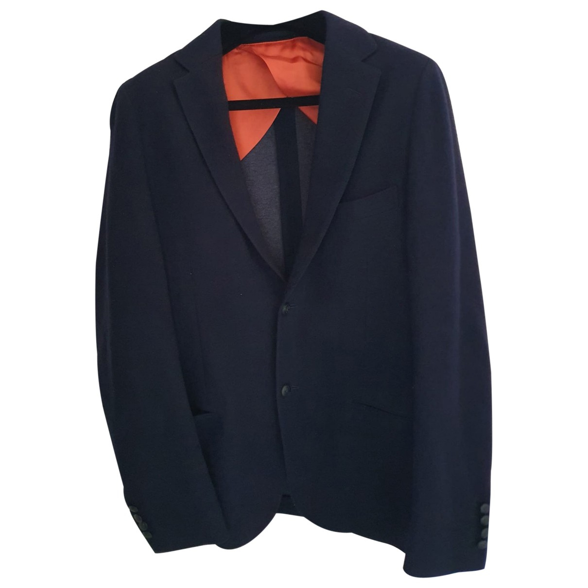 Gucci \N Navy Wool jacket  for Men M International