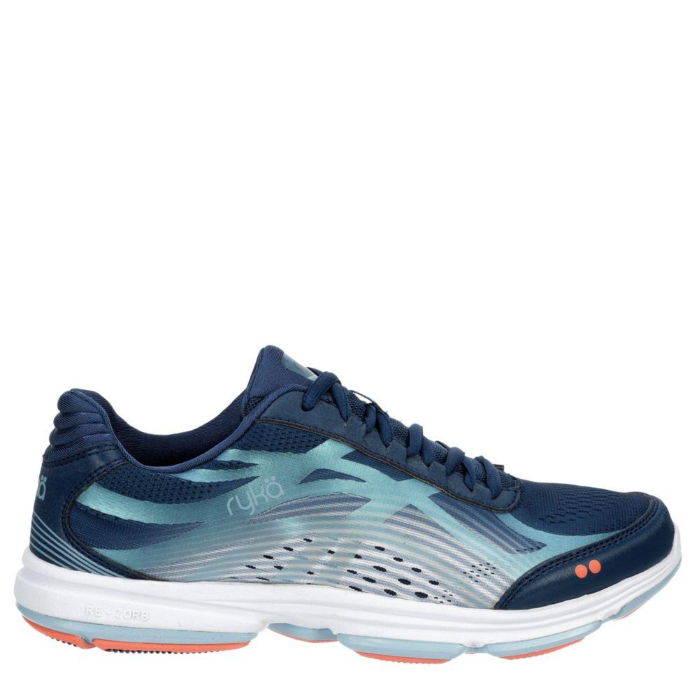 Ryka Womens Devotion 3 Walking Shoes Sneakers