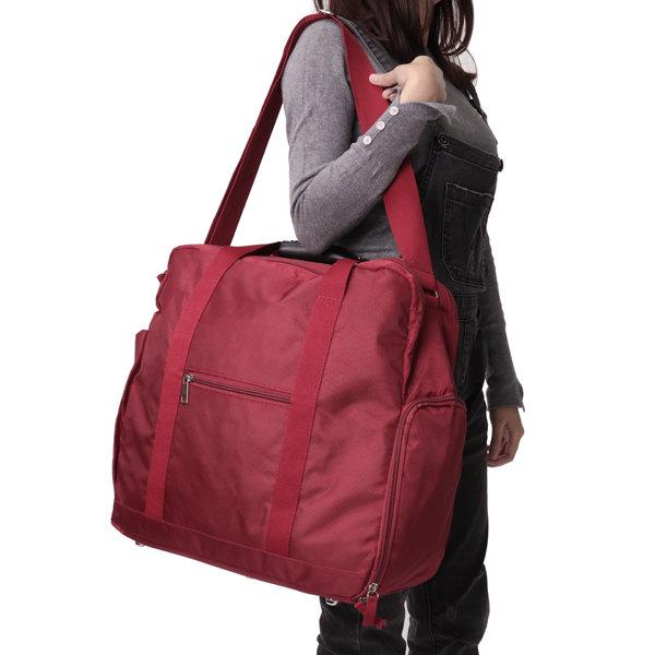 Large Capacity Nylon Travel Bag Luggage Bag For Men and Women
