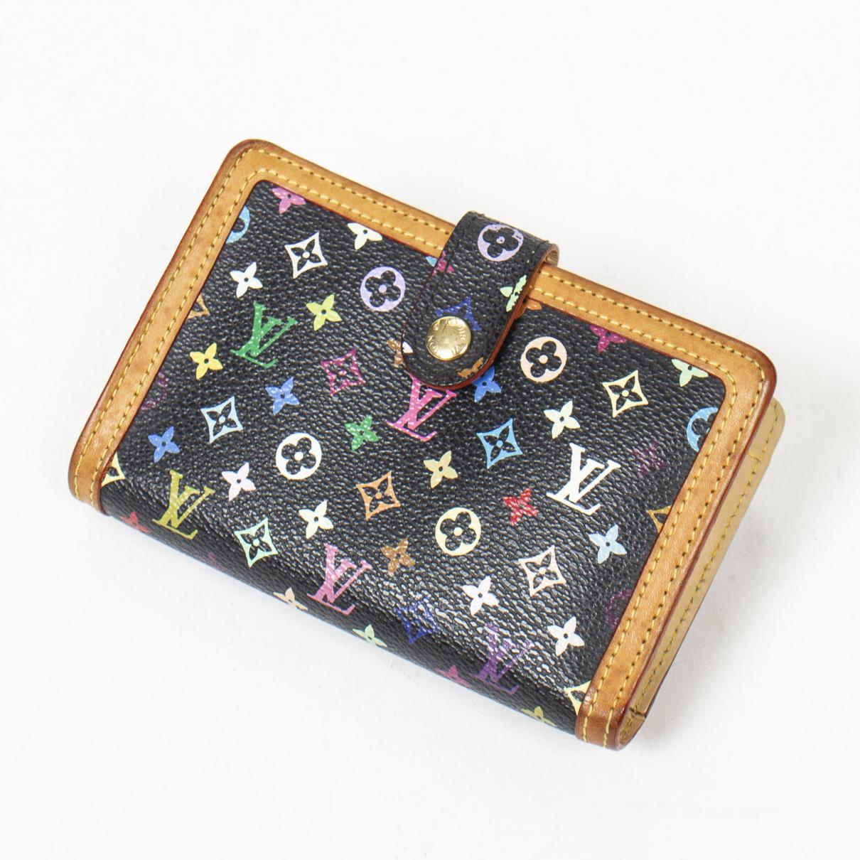 Louis Vuitton - Portefeuille   pour femme en autre - noir