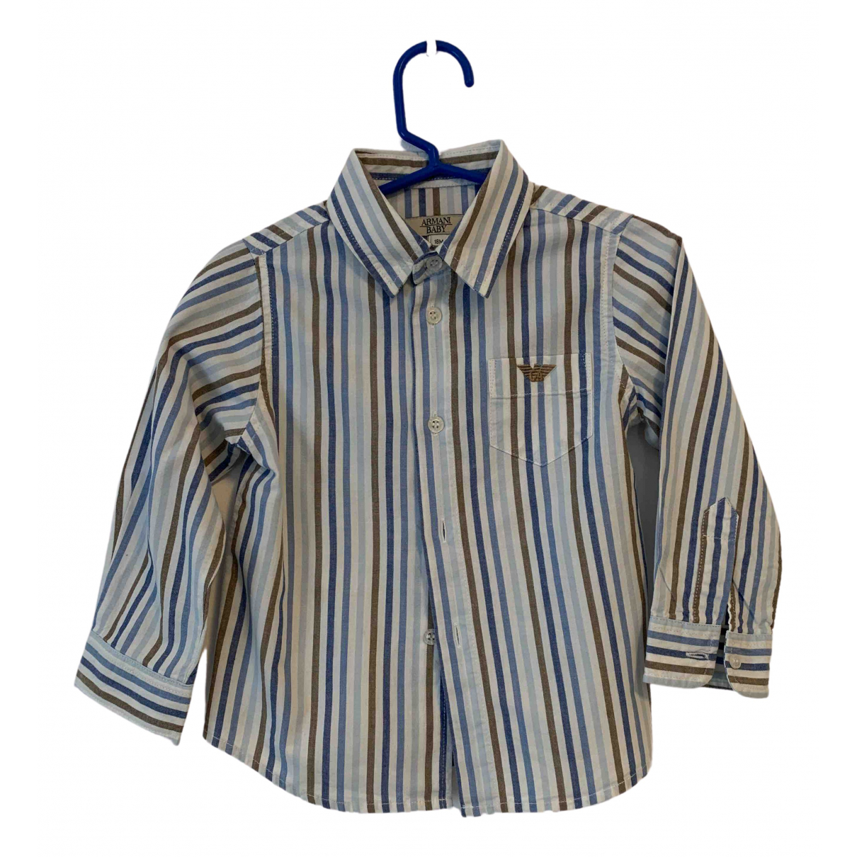 Armani Baby - Top   pour enfant en coton - multicolore