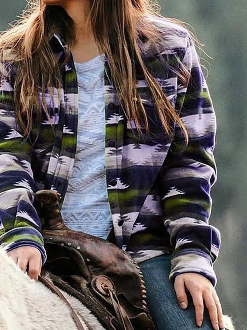 Ericdress Long Sleeve Straight Thin Mid-Length Lapel Jacket