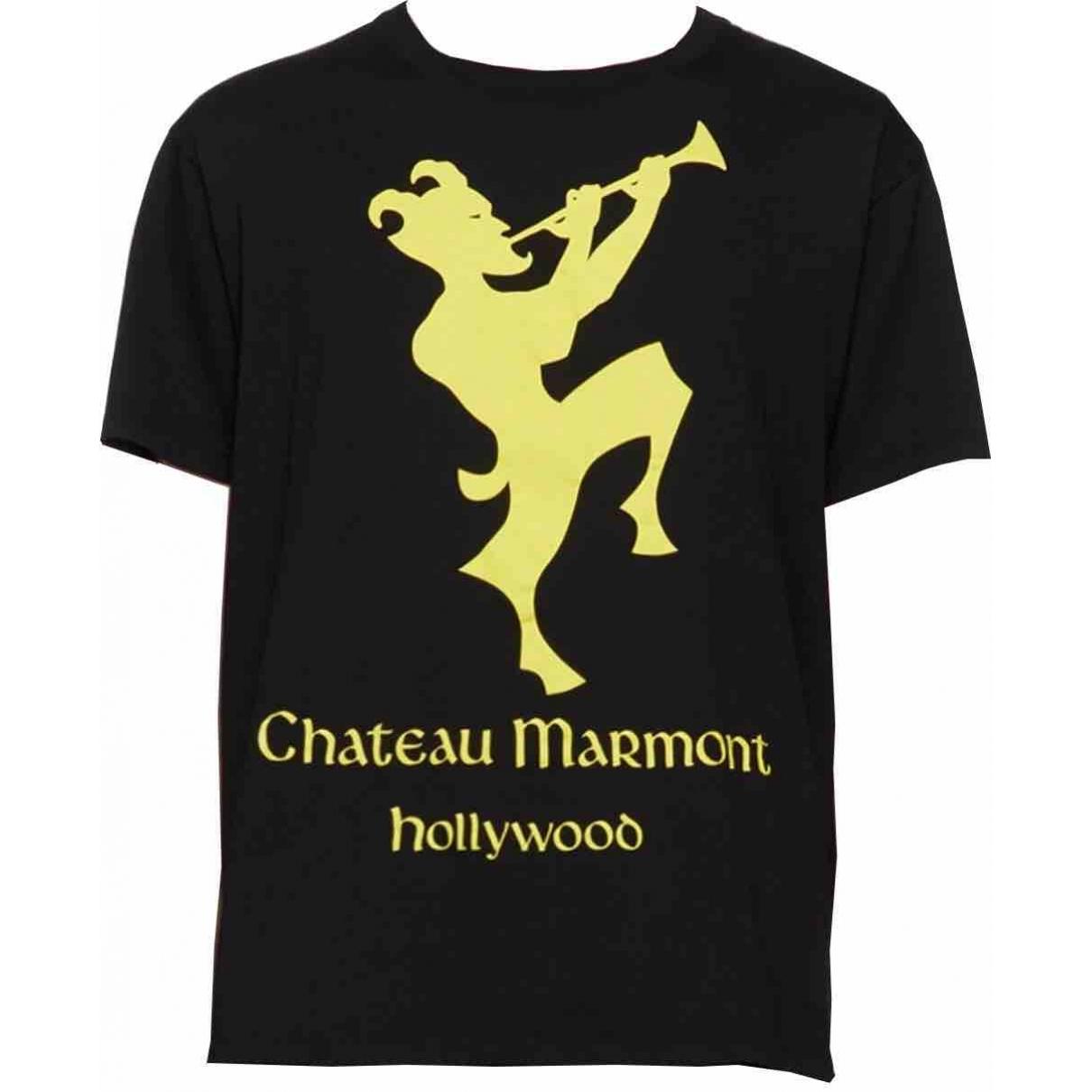 Gucci \N Black Cotton T-shirts for Men XS International