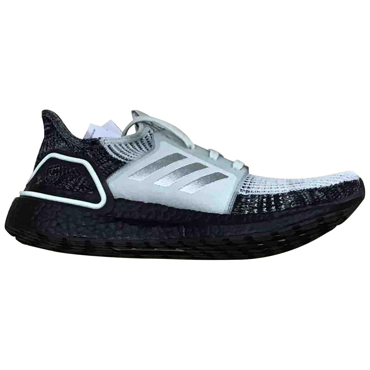Adidas - Baskets Ultraboost pour homme en toile - vert