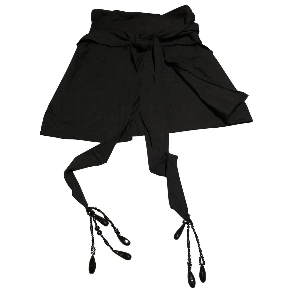 Bañadore en Algodon - elastano Negro Dolce & Gabbana