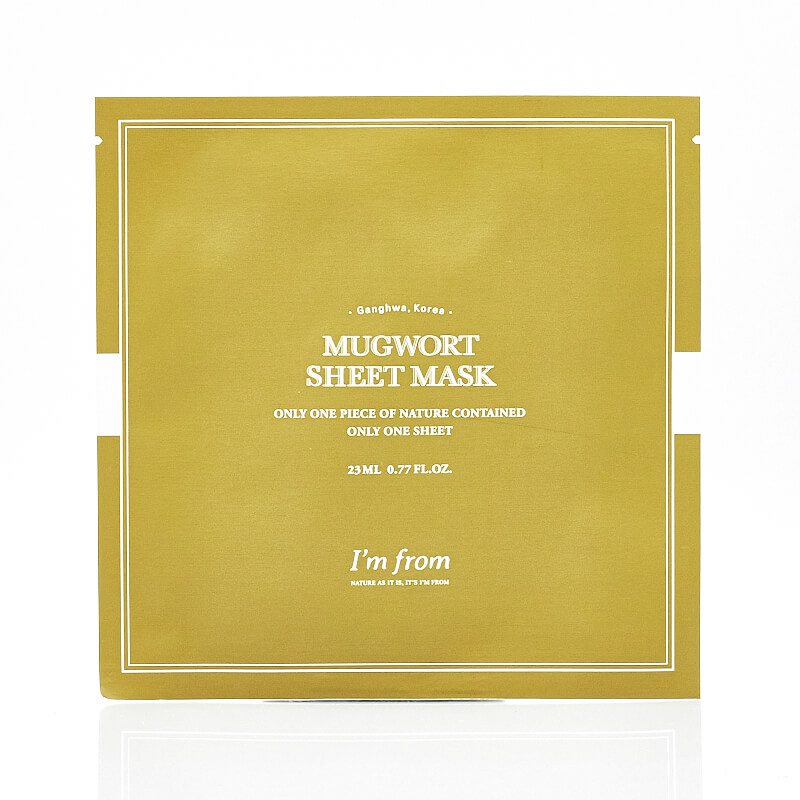 Im from Mugwort Sheet Mask