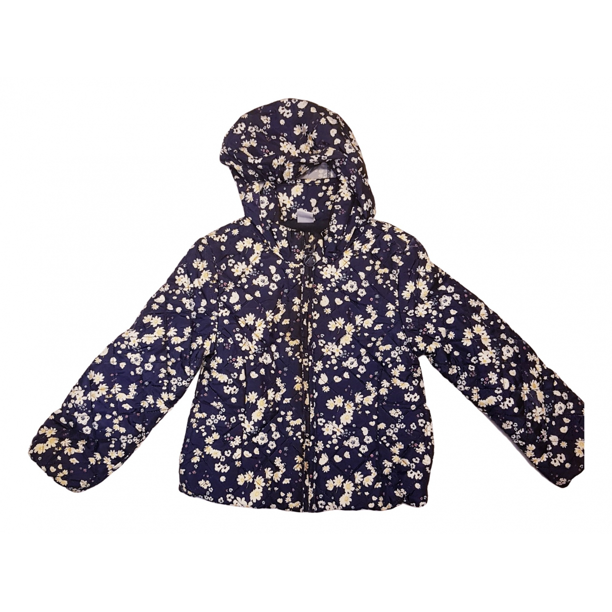 Petit Bateau \N Blue Cotton jacket & coat for Kids 4 years - up to 102cm FR