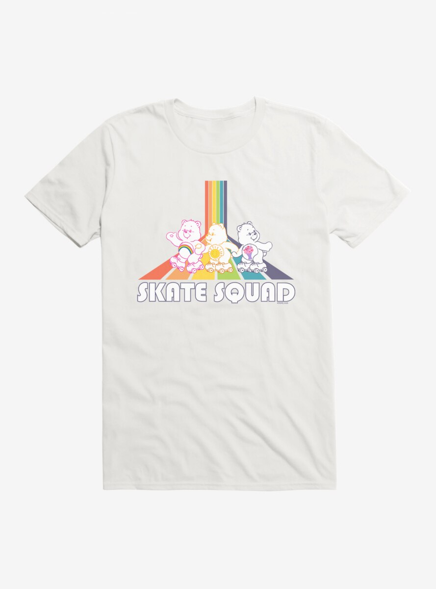 Care Bears Skate Squad T-Shirt