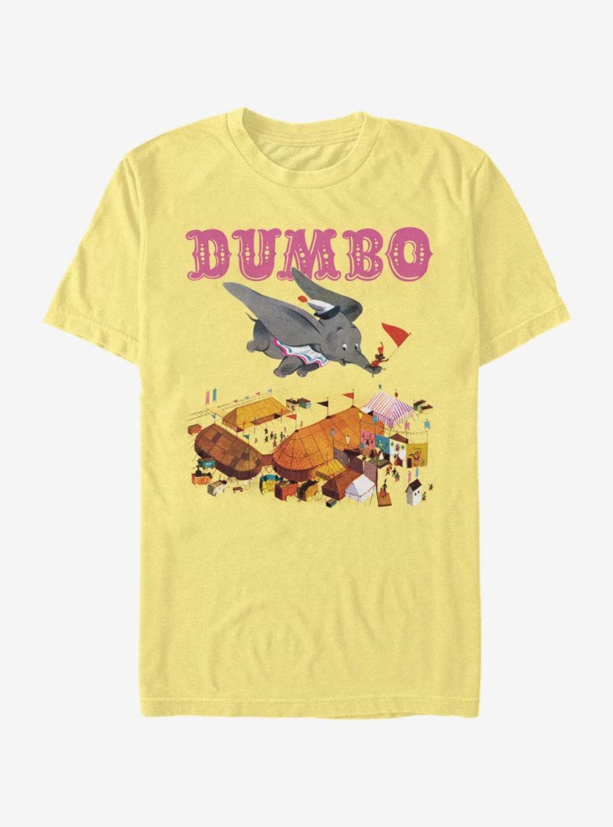 Disney Dumbo Storybook Dumbo T-Shirt