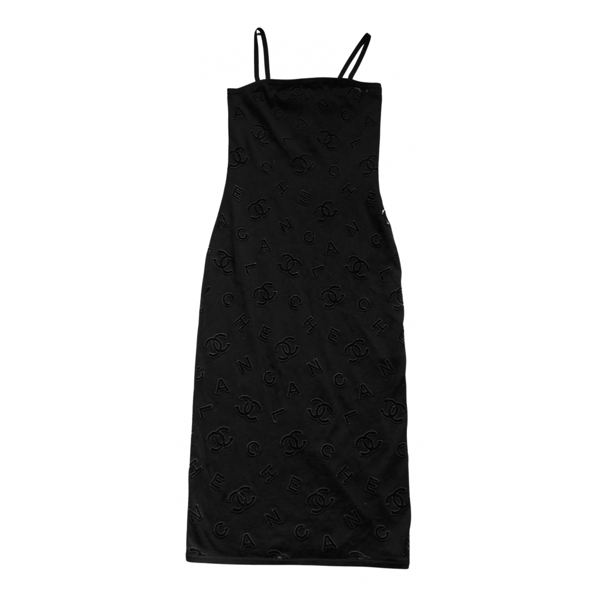 Maxi vestido Chanel