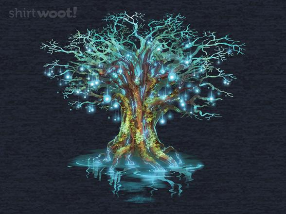 Rune Tree T Shirt