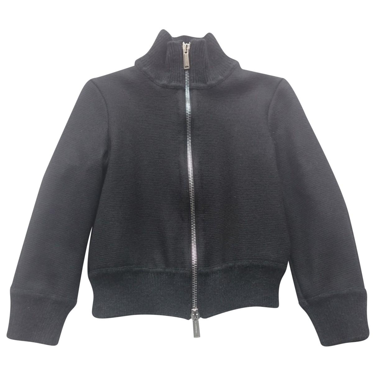 Dsquared2 - Pull   pour femme en laine - noir