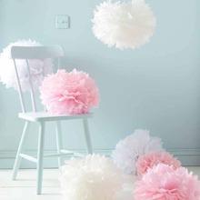 3pcs DIY Decorative Paper Flower Ball