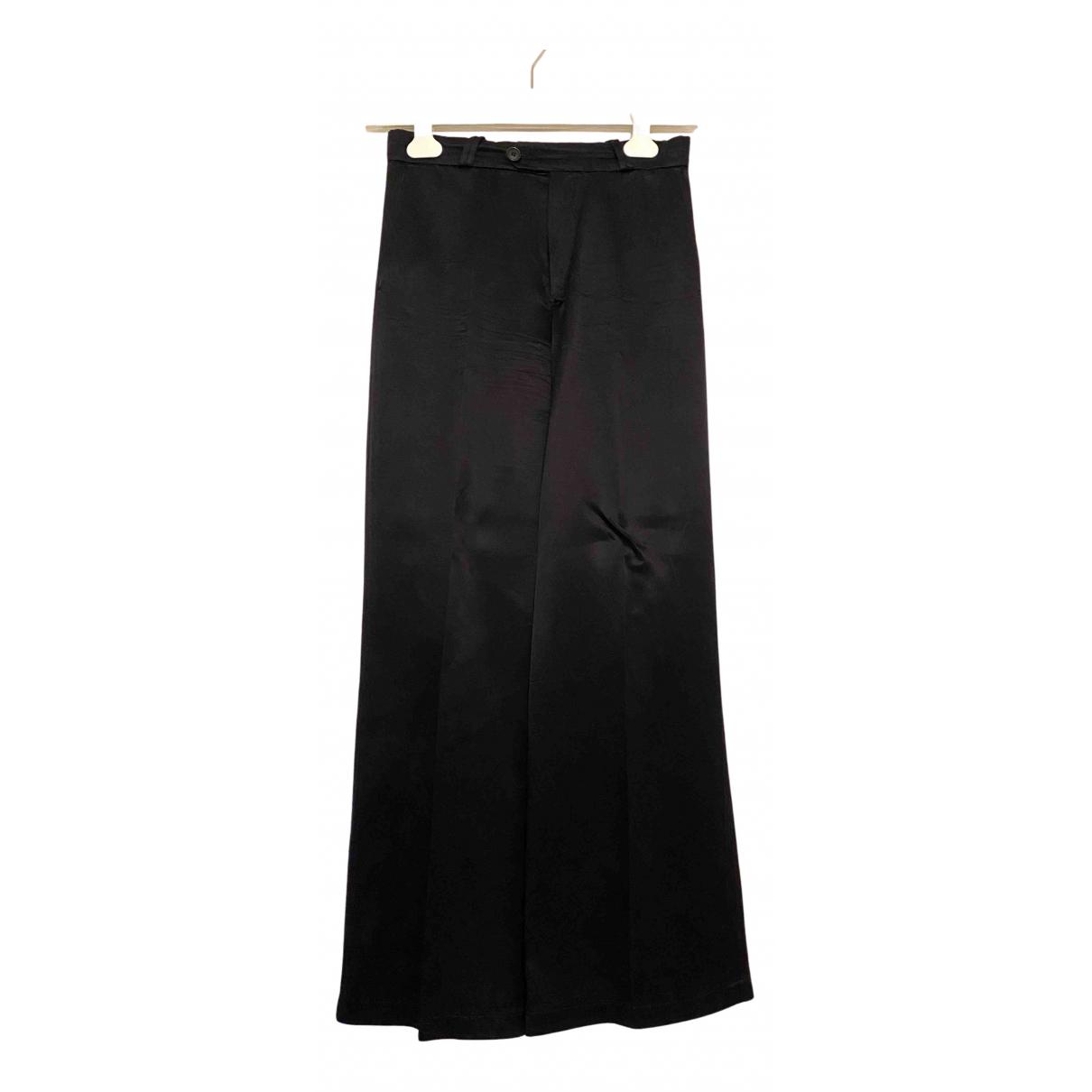 Acne Studios N Blue Trousers for Women 34 FR