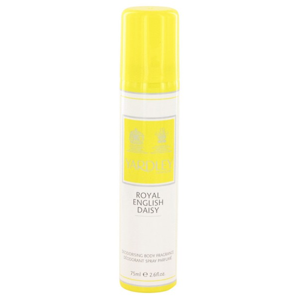 Yardley London - Royal English Daisy : Deodorant Spray 2.5 Oz / 75 ml
