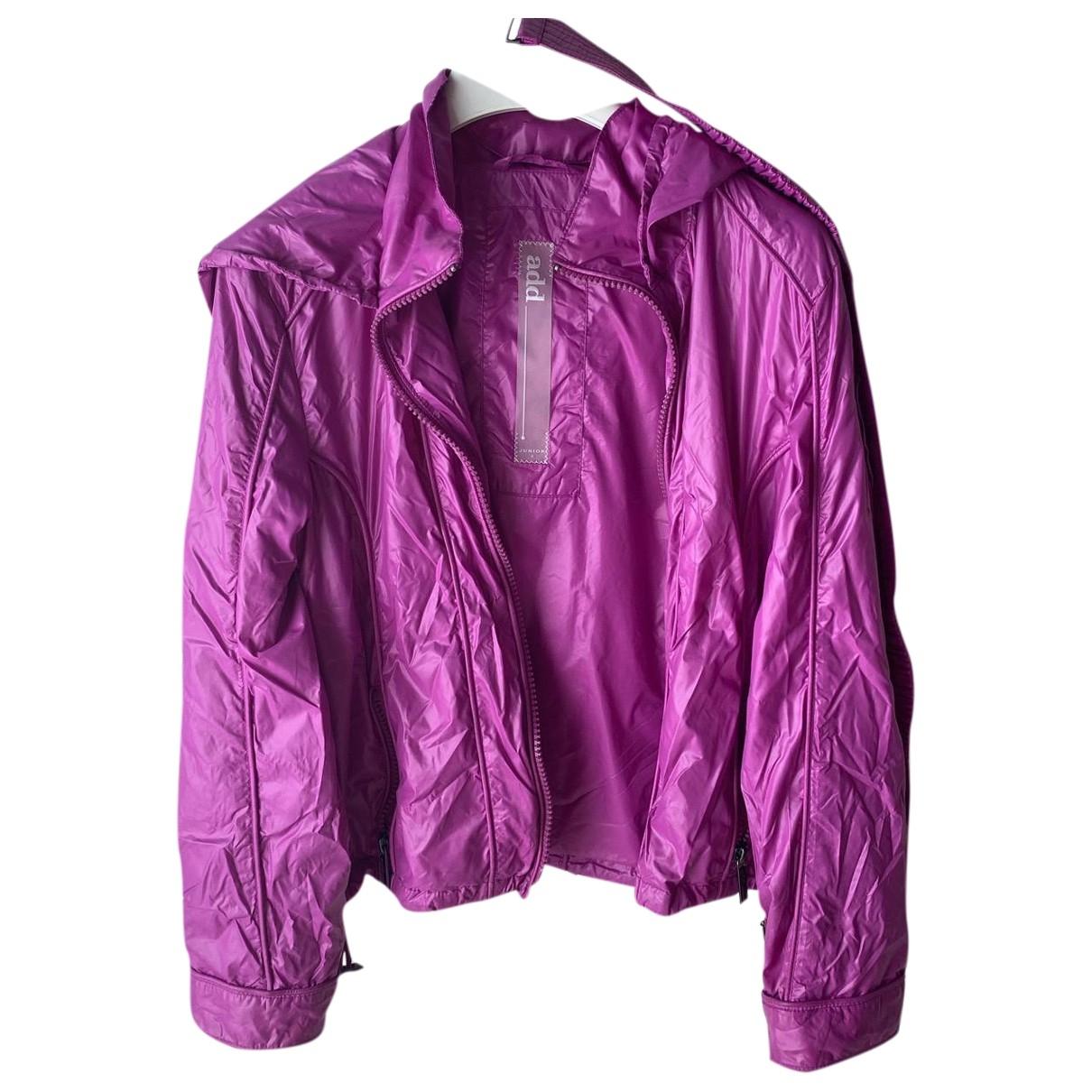 Add - Blousons.Manteaux   pour enfant - violet