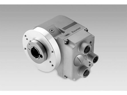 Baumer Absolute Encoder  EAL580-BNC.5WPT.13160.A 6000rpm PROFINET Hollow shaft 10 → 30 V dc