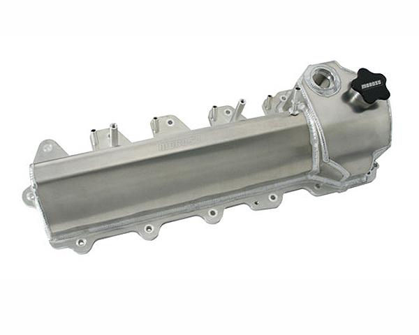 Moroso 68388 Billet Aluminum Valve Covers Ford Mustang V8 05-10